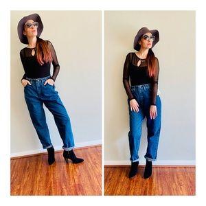 Lee High Waist Tapered Mom Jeans/Sz:10/P/NWT